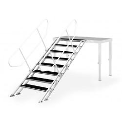 schody przegubowe SPS - 10