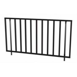 SBS 05 - steel handrail 2m
