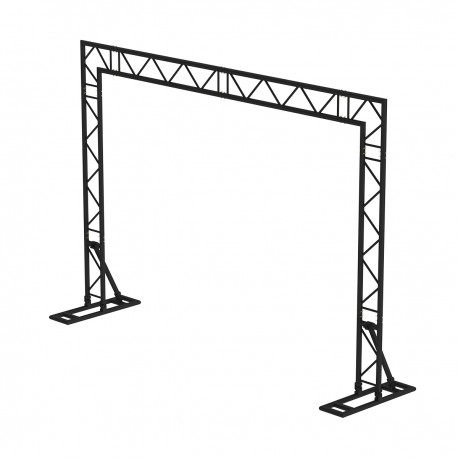 The mobile truss system T-109