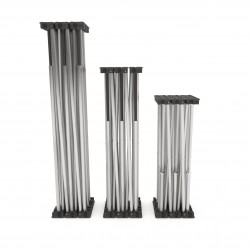 Aludeck Spider - risers anode