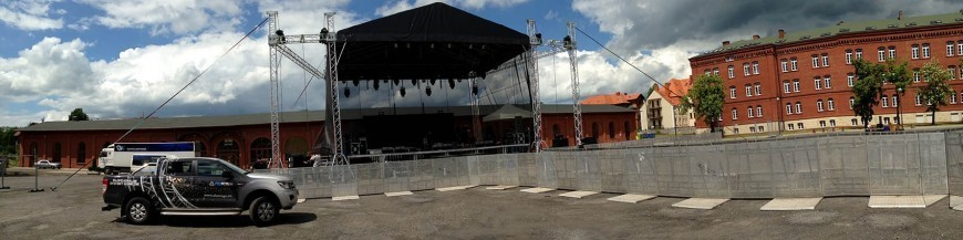Stage Roofs